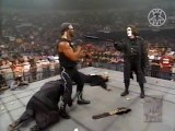 The Sting Crow Era Vol. 32 | Sting drops down & takes out Fake Sting & Eric Bischoff 5/26/97