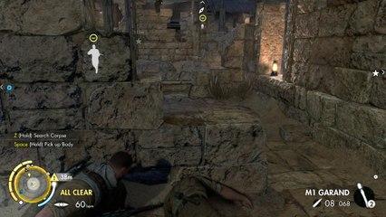 Sniper Elite 3 Co-op Walkthrough Ep.3   Mission #2: Gaberoun (Part 2) [PC HD]