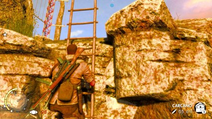 Sniper Elite 3 Co-op Walkthrough Ep.9   Mission #3: Halfaya Pass (Part 4) [PC HD]
