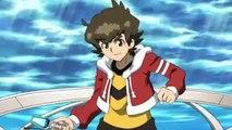 Inazuma Eleven GO VS Danball Senki W Parte 5 sub español