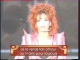 Je Te Rends Ton Amour (parc des princes le 16/06/99)