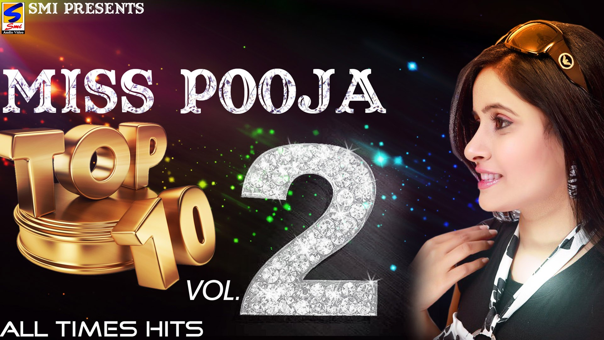 Miss Pooja Top 10 All Times Hits Vol 2 | Non-Stop HD Video || Latest Punjabi all times New hit Song