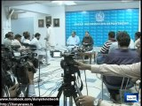 Dunya News - Pervaiz Rasheed slaps Imran Khan with verbal attacks