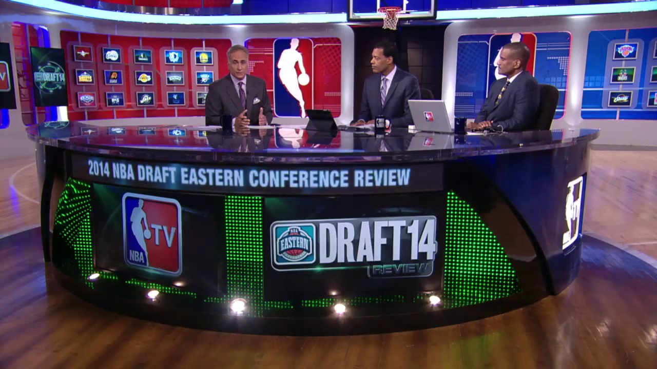 Atlanta Hawks Draft Review   2014 NBA Draft