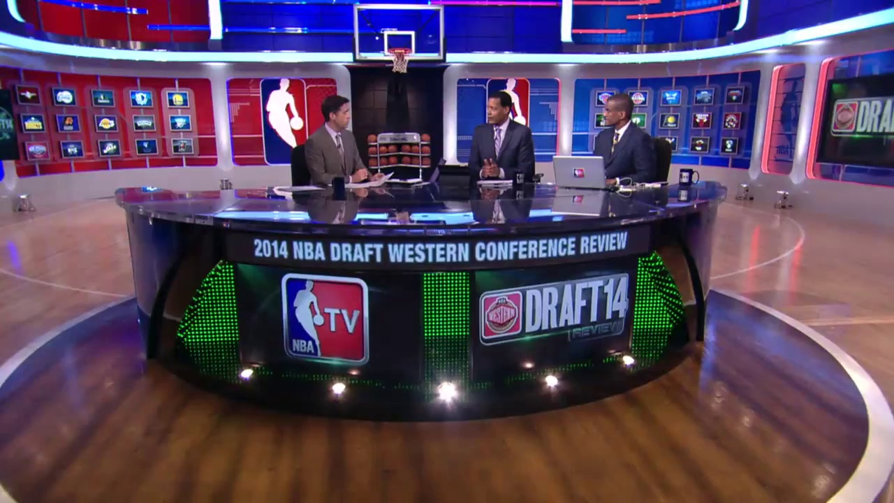 Minnesota Timberwolves Draft Review   2014 NBA Draft