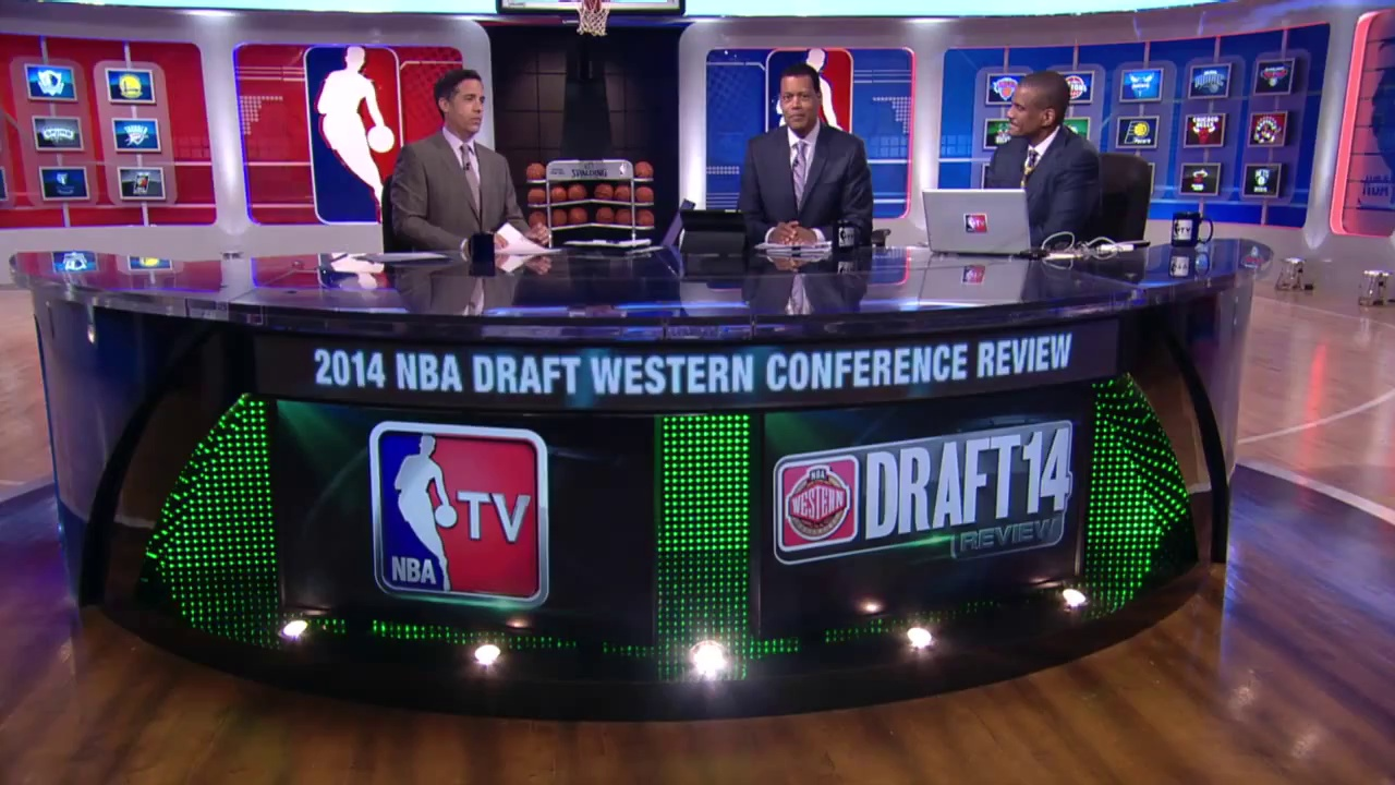 Phoenix Suns Draft Review   2014 NBA Draft