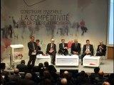 Table ronde La filière ferroviaire française à l'exportation - Construire ensemble la compétitivité de la filière ferroviaire