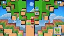 Pushmo World Walkthrough Part 7 - Pushmo Park Stages 91-100 (Nintendo Murals)