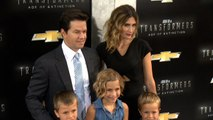 """New York """"Transformers"""" Premiere Becomes A Family Affair"""