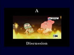 A Discussion The Amazing World of Gumball The Puppy