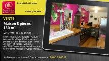 A vendre - maison - MONTMELIAN (73800) - 5 pièces - 130m²