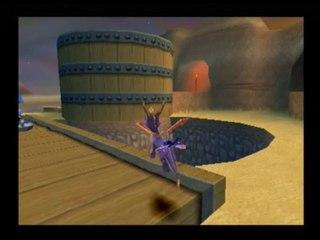 Frapsoluce Spyro 3 : Partie 20 - Mines des dinosaures