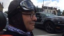 50 véhicules anciens roulent à Vitré