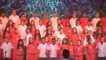 """Académie de la Réunion - rencontres académiques des chorales du 1er degré 2014 : """"Ti bal lontan""""- Chorales des écoles de Basse Vallée et Lepneveu (St Philippe, St Joseph)"""