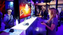 100.Gamanoid на E3 - Дашу похищают  PlayStation TV, World of Tanks Blitz, World of Warships ._cutyoutube.com