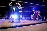 Chris Jericho & Eddie Guerrero vs Dean Malenko & Chris Benoit (Hildebrand Tribute 11.29.1998)