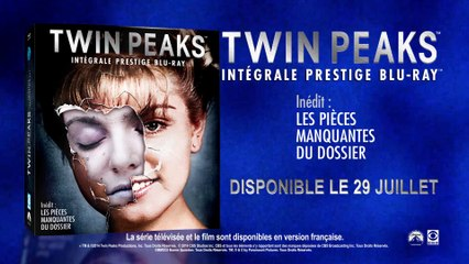 Blu-Ray - Promo Blu-Ray (English st Français)