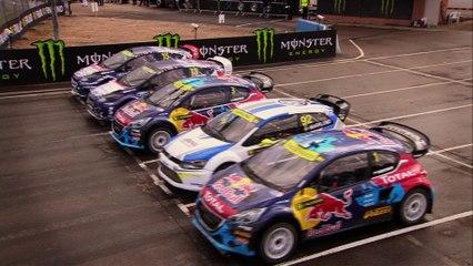 WRX - Team Peugeot-Hansen - Highlights of round 4 - Finland