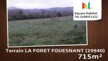 A vendre - Terrain - LA FORET FOUESNANT (29940) - 715m²
