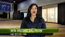 New Orleans Ballroom Metairie Excellent Five Star Review by Jen B.