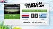 Costa Rica - Grèce : Le Match Replay avec le son RMC Sport !