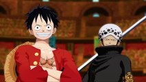One Piece : Unlimited World Red - The Unlimited Adventure Begins (FR)