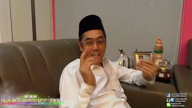 Payahnya Sebut Ramadan - Mejar (K) David Teo
