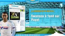 Le loyer du Vélodrome fixé aujourd'hui, Swansea veut Payet... La revue de presse Foot Marseille !