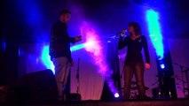 Deux jeunes talents a la fête de la musique à Longuyon