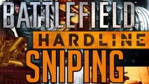 Battlefield Hardline - SNIPING! Live Commentary By Punch Bowl Gaming (BFH Gameplay/Commentary)