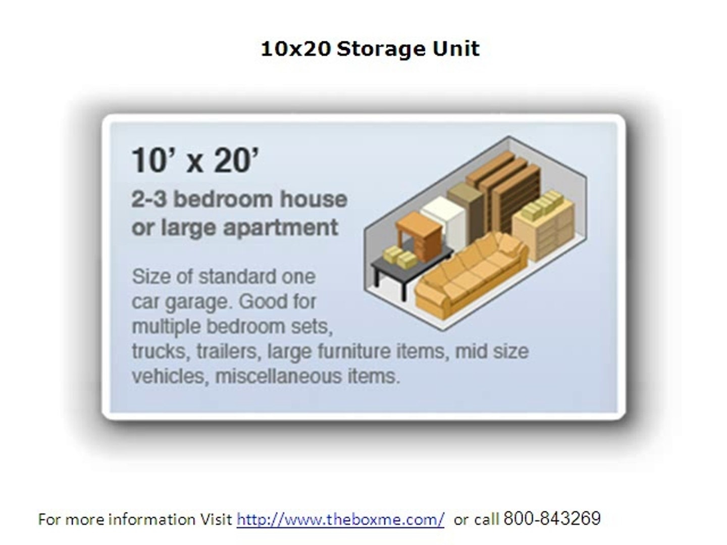 Types Of Storage Units Sizes And Things To Store In It Video Dailymotion