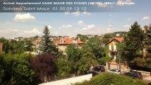 A vendre - appartement - SAINT MAUR DES FOSSES (94100) - 4 pièces - 88m²