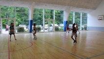 Portrait de Yanik BLANC Pôle espoir basket au CREPS de Poitiers
