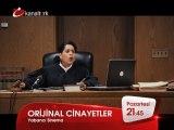 """""""ORİJİNAL CİNAYETLER"""" 30 Haziran Pazartesi akşamı saat 21.45'te Kanaltürk Sinema Kuşağında!"""