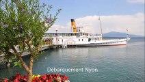 Traversée du Lac Léman sur le Savoie