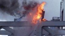 Giappone, uomo si dà fuoco per protesta contro il governo Abe