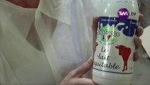 Faire France a une nouvelle bouteille de lait [TéVi] 30-06-14