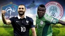 Mondial 2014 : les Bleus de Karim Benzema affrontent le Nigeria et son gardien Vincent Enyeama