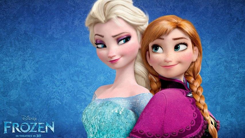 Let It Go Lyrics 'Frozen' HD Original Audio Song