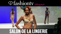 Intimate Chic Lingerie on the Catwalk | Salon de la Lingerie Paris 2014 | FashionTV