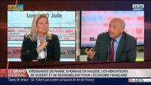 Jean-Hervé Lorenzi, président du Cercle des économistes organisateur des rencontres économiques d'Aix en Provence, dans Le Grand Journal – 30/06 4/4