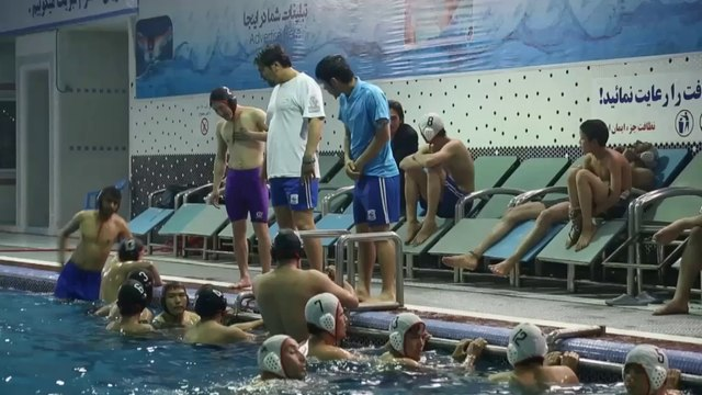 Waterpolo - Afganistán sueña con Rio 2016