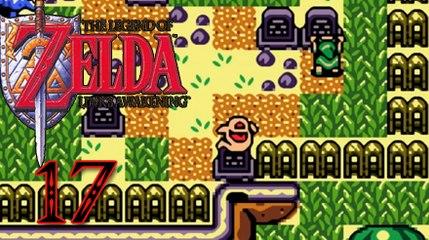 "German Let's Play: The Legend of Zelda - Link's Awakening, Part 17, ""Das Geisterrätsel"""