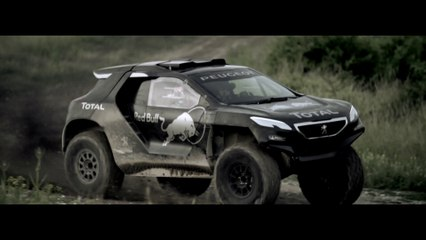 A bold technical gamble: Meet the Peugeot 2008 DKR