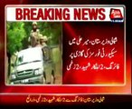 North Waziristan: Firing on security forces vehicle in Mir Ali
