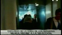 Coupe du monde Brésil 2014 : Le président de l'Uruguay insulte la FIFA