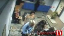 İzmir'de karakolda kadına polis dayağının yeni görüntüleri ortaya çıktı