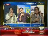 Intense Fight Between Uzma Bukhari(PMLN) and Khurram Gandapur(PAT)