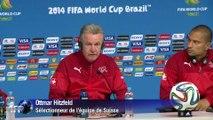Brésil 2014 : la Suisse affronte l'Argentine et veut montrer comment arrêter Lionel Messi