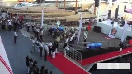 Le nouveau Yacht-club de Monaco inauguré